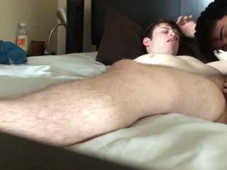 Real Amateur Boyfriends Flip Flop Fuck and Spunk Bareback