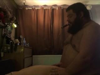 tired mammoth daddybear